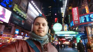 Crazy Time Square